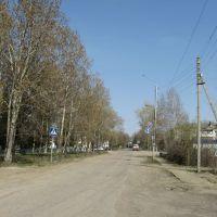 Улица Советская, Майна