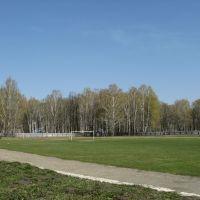 Стадион, Майна