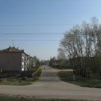 Вид на центральную площадь, Майна