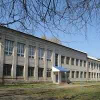 Районная детская библиотека, Майна