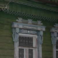 Dimitrovgrad, Ulyanovsk Oblast, Russia - Old town, Новая Малыкла