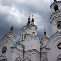 Храм в с. Верхнее Санчелеево, Новая Малыкла