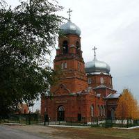 Храм в с. Курумоч, Новая Малыкла