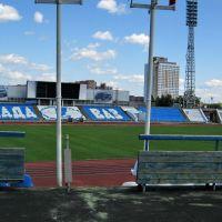 Стадион Лада ВАЗ. Тольятти. Россия, Новая Малыкла