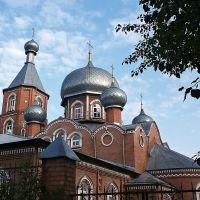 Храм в Жигулевске, Новая Малыкла