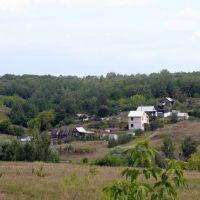 Деревня Сергеевка., Новая Малыкла