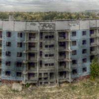 Vodinо - ghost town, Новая Малыкла