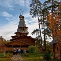 Храм в п.Прибрежный, Новая Малыкла