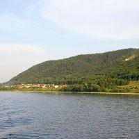 Вид на посёлок Зольное города Жигулёвск / View of Zolnoye settlement of Zhigulyovsk town (03/08/2007), Новая Малыкла