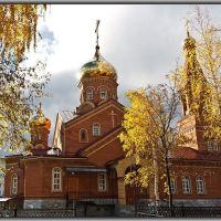 Новый храм в Димитровграде, Новая Малыкла