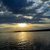 закат / sunset, Новая Малыкла