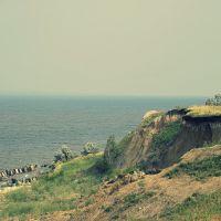 Вид на Волгу, Сенгилей