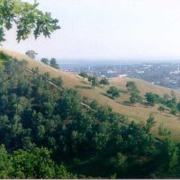 Town on beautiful hills, Старая Кулатка