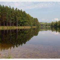 Лесное озеро, Старая Кулатка