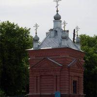 Старинная Часовня в п. Павловка, Старая Кулатка