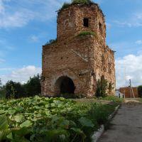 церковь. Троицкое, Старая Кулатка