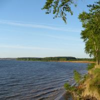 River Volga, Старая Майна