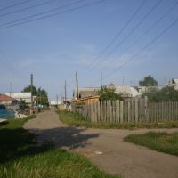 Улицы Старой Майны, Старая Майна