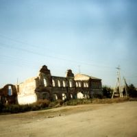 Руины купеческого дома в Ст. Майне, Старая Майна