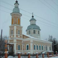 Никольский храм, Сурское