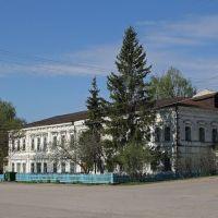 Старинные здания Сурского, Сурское
