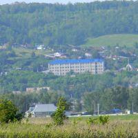 Районная больница, Сурское