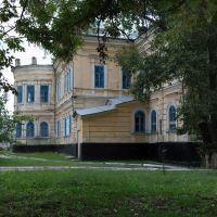 Усадьба Голицына. Тереньга # Farmstead by Count Golitsyn, Тереньга