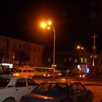 На пересечении ул. Гончарова и Бебеля, Ульяновск