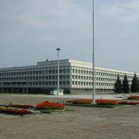 Ульяновский педагогический университет (август 2001г.), Ульяновск