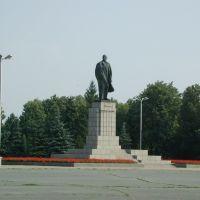 Памятник В.И.Ленину (август 2001г.), Ульяновск