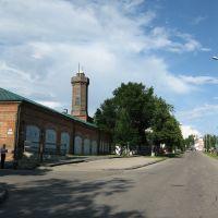 Пожарное депо 19 века, Ульяновск
