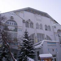 Симбирское отделение государственных Крестьянского поземельного и Дворянского земельных банков, Ульяновск