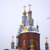 Купола кафедрального собора, Ульяновск