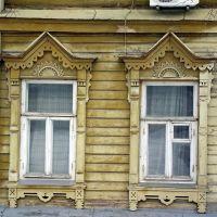 Красивые наличники, Ульяновск