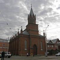 Лютеранский храм в Ульяновске, Ульяновск