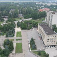 Администрация района, Аксай