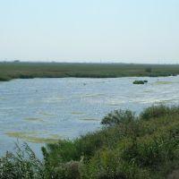 river Don, Аксай