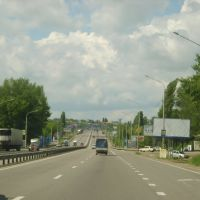 Облака над трассой Дон. 25/05/2009, Аксай