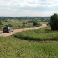 Дачная дорога, Дарьинское