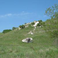 Упавший камень. A falen stone., Деркул