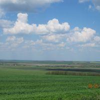 Безкрайний простор степей придонья, Калмыково