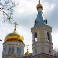 Восстановленный храм, Калмыково
