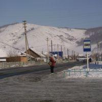 дорога, Уральск