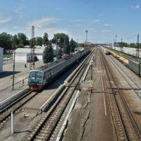 Ж/Д вокзал, Фурманово