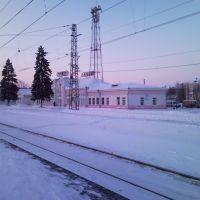 ЖД вокзал Троицка, Фурманово
