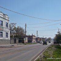 Улица Крахмалёва, Фурманово