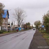 Улица Веденеева, Фурманово