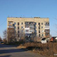 Улица Деповская, дом 1В, Фурманово