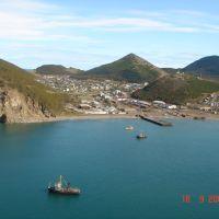 Аянская бухта, Аян