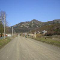 Центральная улица, Аян